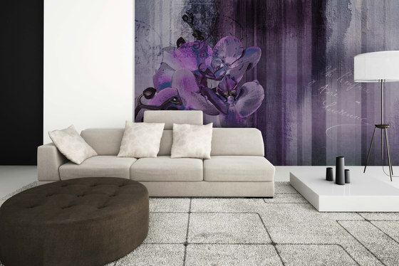 wallpaint | orchid by N.O.W. Edizioni