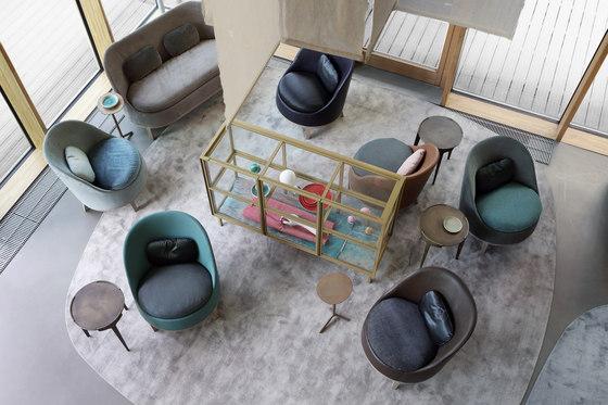 BELLE armchair von Piet Boon