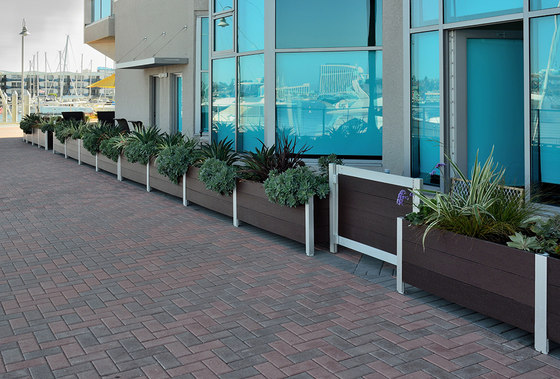 Mariner Planters by DeepStream Designs