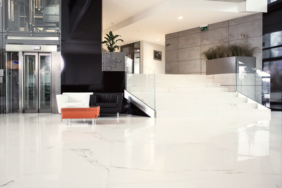 Coverlam Estatuario by Grespania Ceramica
