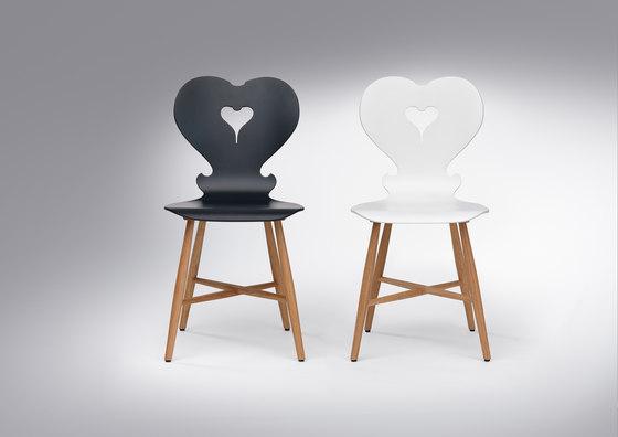 Trix |Table Trix Round Freeform di Schmidinger Möbelbau