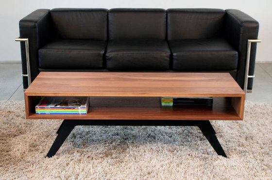 Elko Coffee Table - White Oak di Eastvold