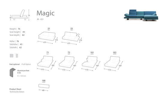 Magic Sofa by Extraform