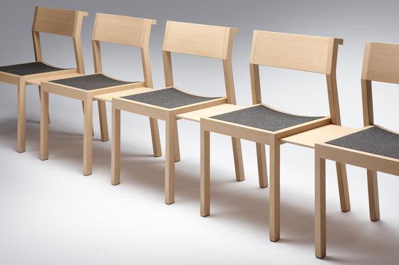 Sacral | Chair Exsel Sacral di Schmidinger Möbelbau