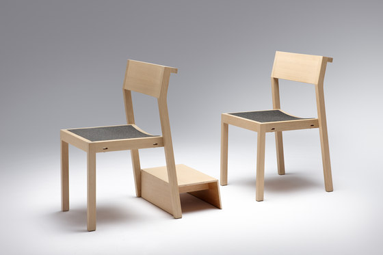 Sacral | Chair Exsel Sacral by Schmidinger Möbelbau