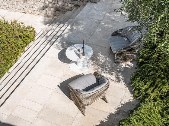 Maat lounge armchair von Varaschin