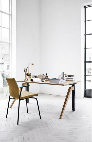 Cabale Conference Table de Holmris B8