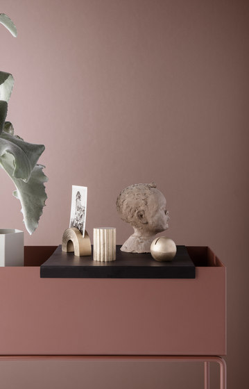 Card Stand - Sphere - Brass by ferm LIVING