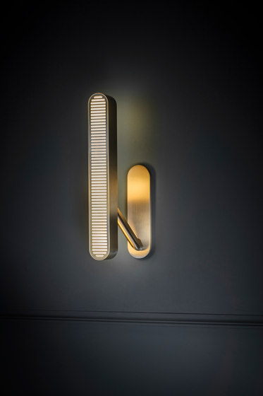Colt Double Wall Light de Bert Frank
