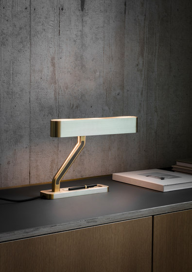 Colt Table Light Table Lights From Bert Frank Architonic