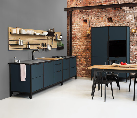 WERK modular kitchen de Jan Cray