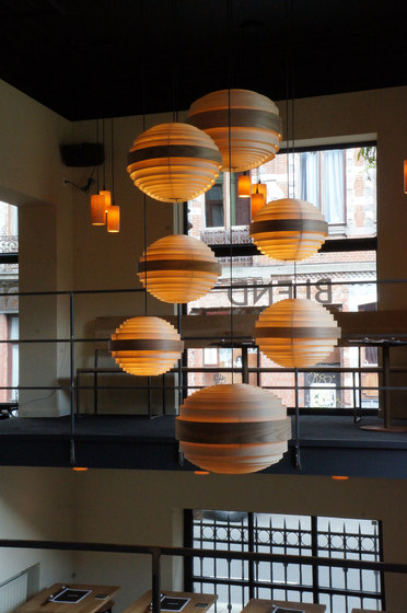 Sphere L by Passion 4 Wood