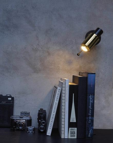 BINY | SPOT - BULB nickel/black by DCW éditions