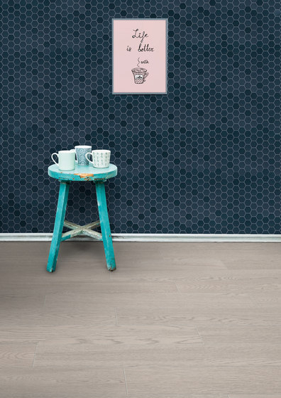 Hexa | Mosaic Ocean Wave by TERRATINTA GROUP