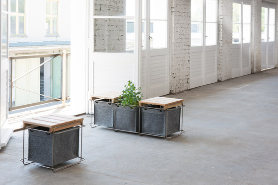 Grit / Stool by bartmann berlin