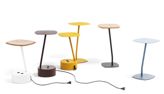 Add Cable Table by Lammhults