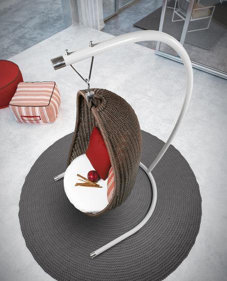 Nest Suspended Chair von Atmosphera