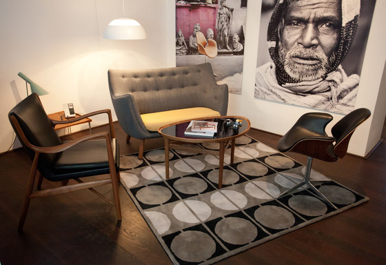 Circle Rug von House of Finn Juhl - Onecollection
