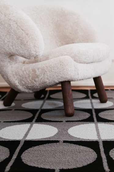 Circle Rug de House of Finn Juhl - Onecollection
