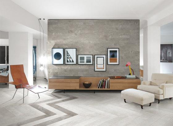 Italghisa | Impronte Antracite 60x60 cm di IMSO Ceramiche