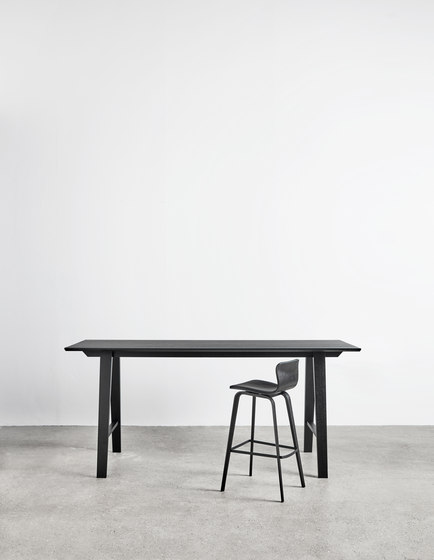 Bar Table Wood by Magnus Olesen
