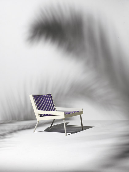 Allaperto Grand Hotel Lounge armchair by Ethimo
