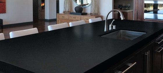 Silestone Iconic Black von Cosentino