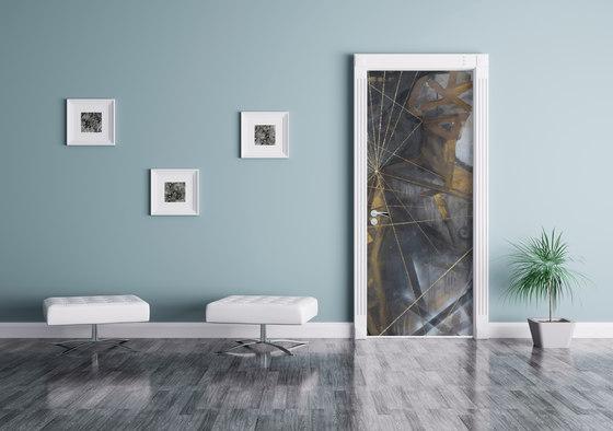 Doorpaper | Kiss di INSTABILELAB