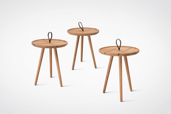 Malin Side Table di Woak