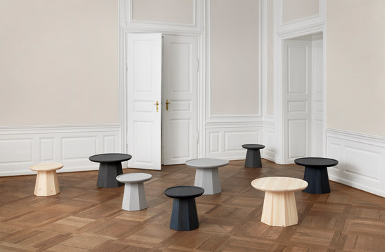 Pine Table small by Normann Copenhagen