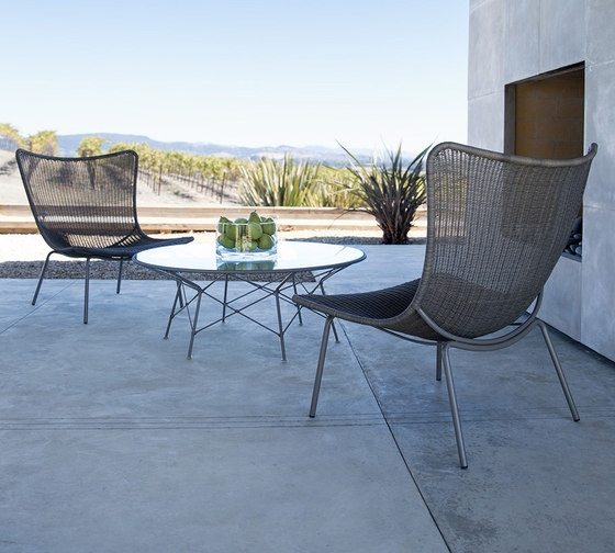 WHISK ARMCHAIR by JANUS et Cie