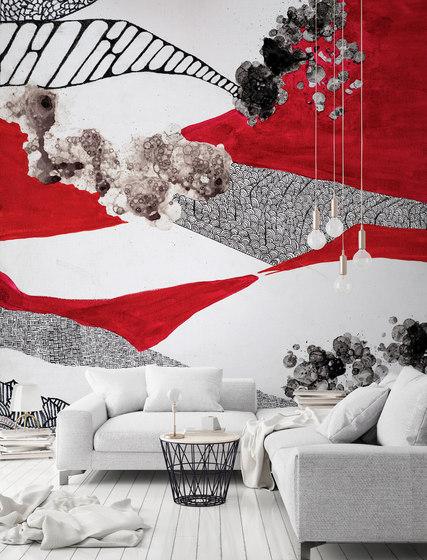 Scarlet Terrain de Inkiostro Bianco