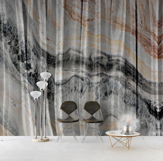 Marble Curtain de Inkiostro Bianco
