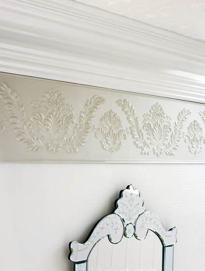 Francesca Frieze de Lincrusta