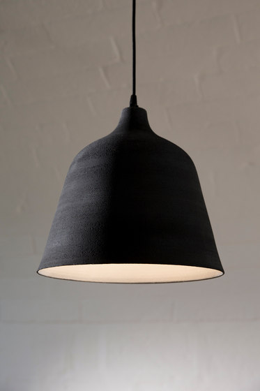 T-BLACK SUSPENSION LAMP by Karman