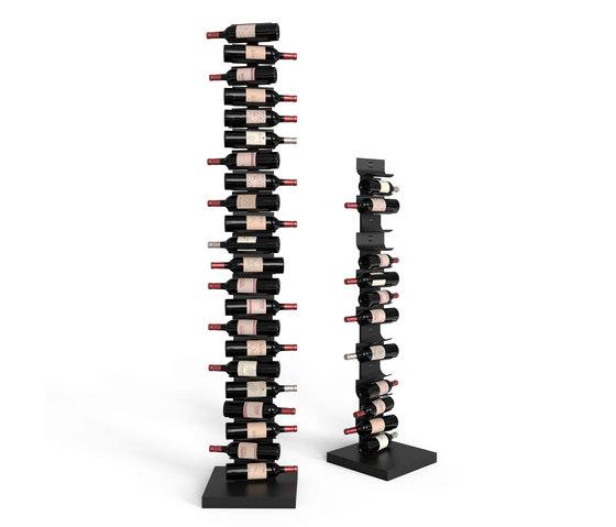 Ptolomeo Vino – wine rack by Opinion Ciatti