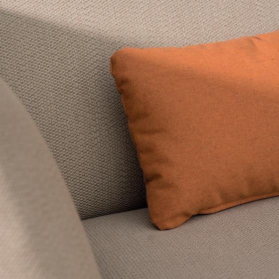 Livit Chaise longue module by Expormim