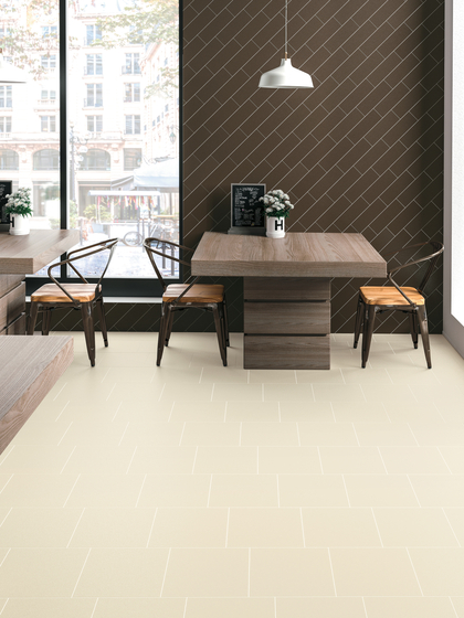 Retro Active Patterns - Seal Taupe PTN by Crossville