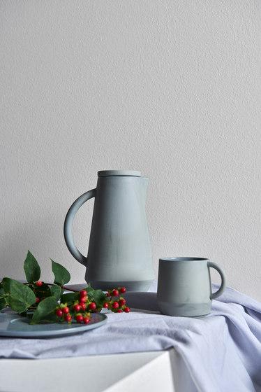 Unison Ceramic Carafe Yellow by SCHNEID