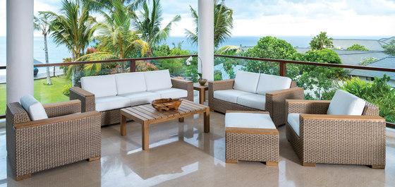 Kona Deep Seating Lounge Chair de Kingsley Bate