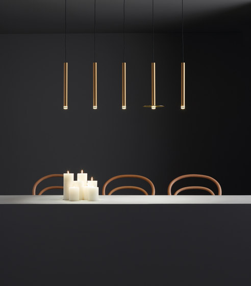 Candle Chandelier by GROK