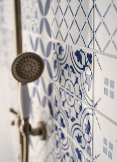 Maiolica | Decori Mix 10 by Marca Corona