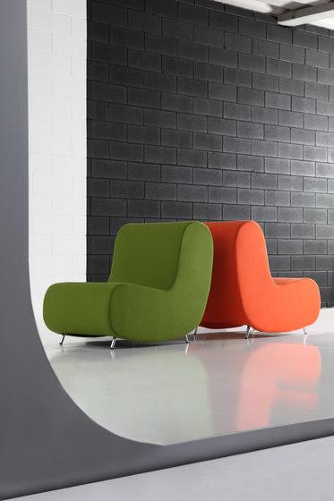 Simple Rocking chair by Arrmet srl