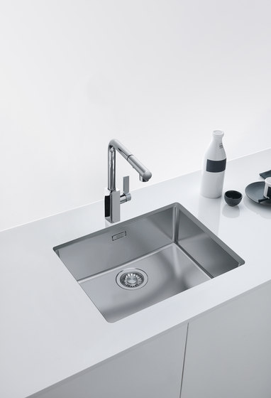 Maris Sink MRX 120-40-40 Stainless Steel by Franke Kitchen Systems