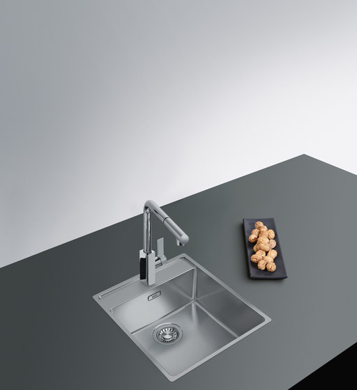 Maris Sink MRX 110-50 Stainless Steel by Franke Kitchen Systems