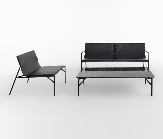 Tout le jour coffee table by CASAMANIA & HORM