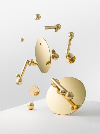 Bubbles Door Knob by Vervloet