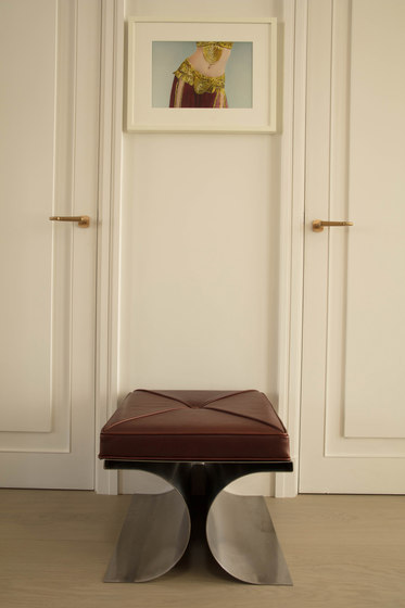 Mazarine Lever Handle by Vervloet