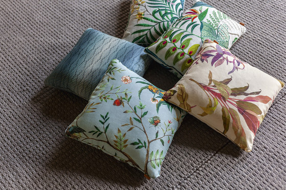 Decorative Cushions by Poltrona Frau