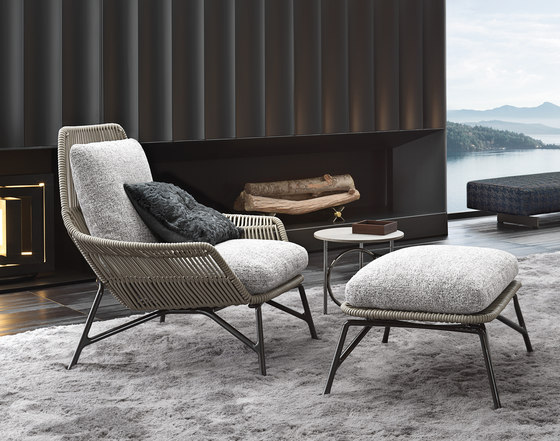 Prince Cord Indoor by Minotti